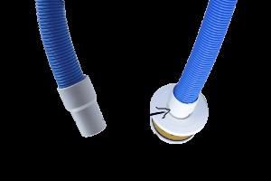 bazénová vysavačová hadice s koncovkou