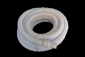 instalační bílá hadice